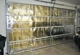 garage door insulation kit 8 panels owens corning canada high r value