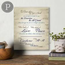 large christian canvas wall art