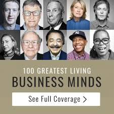 quotes on business from the greatest living business minds in their full form the essays are swiftly told and they ve been distilled even further below to a quote from each