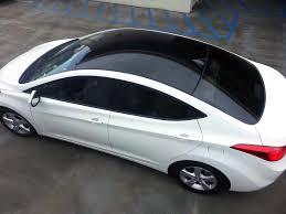 car roof vinyl wrap installation service