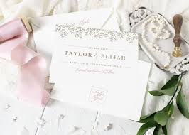 Save The Date No Photo Taylor Save The Date No Photo Ivory House Creative
