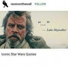 Luke Skywalker Quotes Unique Star Wars Quote Print Luke Skywalker Quotes
