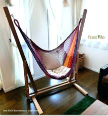 hammock chairhammock chair frame australia stand chair hammock room setting wood stands float life n linec steel frame swing stand diy