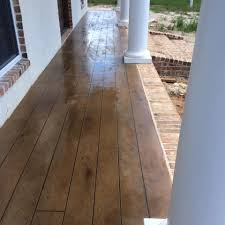 Concrete Wood Floor Concrete Wood Flooring Lafayette La