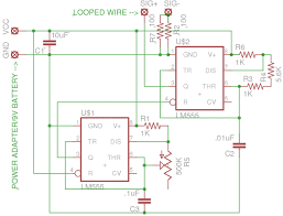 petsafe pet barrier transmitter steps schematic