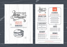 breakfast menu template breakfast menu template word 4 professional samples templates