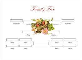 free family tree template word free family trees templates oyle kalakaari co