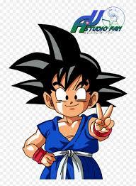 Goku Dbgt Victory By A-vstudiofan - Son ...