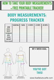 Top Dramatic Printable Body Measurement Chart Kongdian