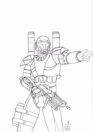Small Picture Clone Trooper Coloring Pages zimeonme