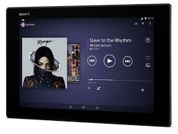 Test Sony Xperia Z2 Tablet ...