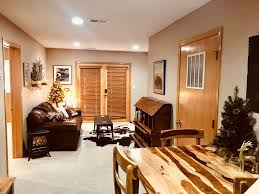basement hot tub. Estes Park House Rental - Festive In The Basement Too! Hot Tub R