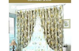 chandelier shower curtain black and white chandeliers curtains target