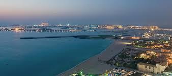 hilton dubai the walk hotel uae pure sky lounge palm view