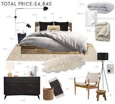 bedroom design on a budget. Budget Room Design: Rustic And Refined Scandinavian Bedroom Design On A I