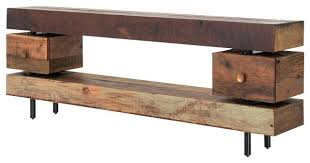 four hands console table rustic tables modern cheap black glass uk