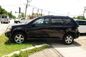 2005 Chevrolet Equinox LT Black AWD Used SUV Sale