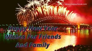 2021 happy new year wishes for friends
