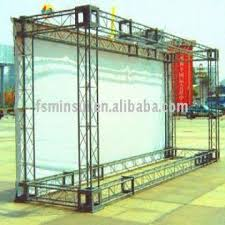 diy portable stage small stage lighting truss. China Theater Studio Perform Equipment Performance Platform Stage Truss Steel Structure Custom Size/des Diy Portable Small Lighting L