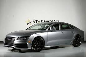 audi a7 2014 custom. us 6088800 full custom 20 black chrome wheel pkg prestige we finance loaded audi a7 2014