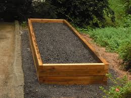 simple raised bed vegetable garden layout diy soil mix for recycle wood raised bed vegetable