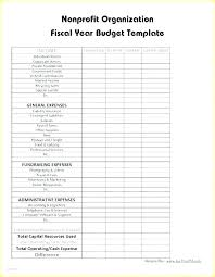 Sales Budgets Templates Sales And Marketing Budget Template