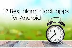 13 alarm clock apps for android
