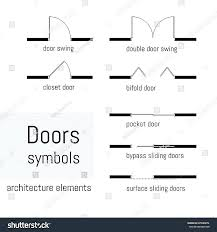 door symbol floor plan floor plan symbols architectural symbols good to know interior sliding glass door