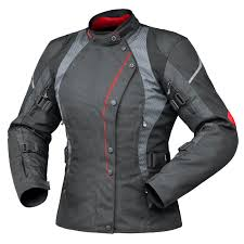 Dririder Ladies Vivid 2 Jacket Ruby