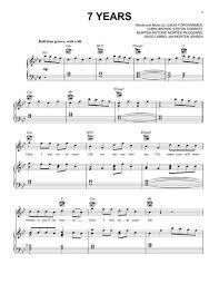 7 years old sheet music stitches b flat trumpet pinterest digital sheet music sheet
