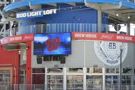 Washington Nationals Park Virtual Seating Chart Where To Eat And Drink At Nationals Park 2018 Edition
