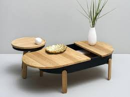 cd coffee table oval oak coffee table with storage space l oak coffee table by coffee