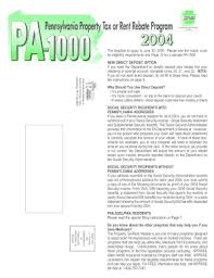 pa1000 form 2015 instruction booklet sample forms and templates fillable
