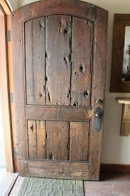 Best 25+ Rustic front doors ideas on Pinterest   Cabin doors ...