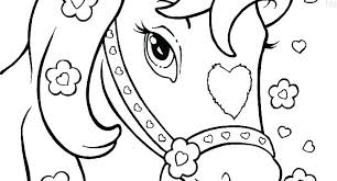 Online Coloring Pages Interactive Disney My Little Pony Free For