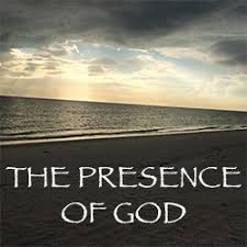Image result for the presence of God