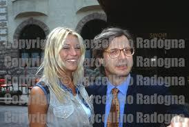 Marcellino Radogna - Fotonotizie per la stampa: Elenoire Casalegno e  Vittorio Sgarbi