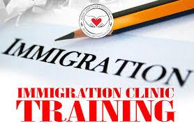 Upcoming Clinic Trainings New Sanctuary Coalition