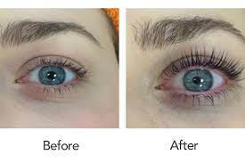 lash lift before and after. picture of pure lash lift before and after :