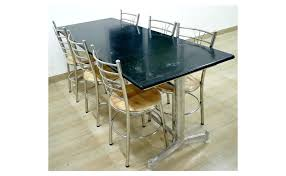 granite dining table dining table with granite top round granite dining table set