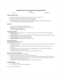 Example Of Resume Summary. Resume Functional Summary Examples ...