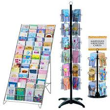 Greetings Card Display Stands Greeting Card Display Stands Uk Racks In Multiple Sizes Store 82