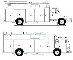 Free Fire Truck Coloring Pages Fire Trucks Coloring Pages Print Free