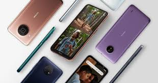 Смартфоны <b>Nokia</b> с операционной системой Android | Android 10