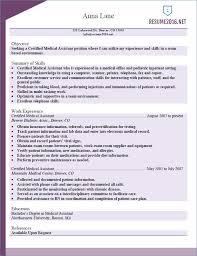 Medical Office Administration Resume Objective Kantosanpo Com