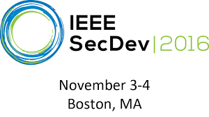 Security Innovation Ieee Secdev 2016 Security Innovation In Design And