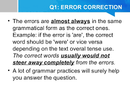 tips techniques of answering pt english paper  6