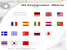 bmw wiring diagram system wds click on images below for larger screenshot