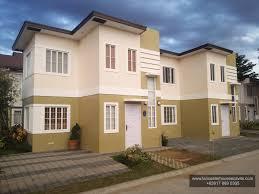 New Model House Design Philippines Denise House Model Lancaster Houses For Sale In Cavite