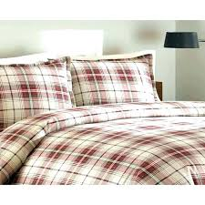red plaid duvet covers full size of gingham cover king buffalo check flannel set bring a